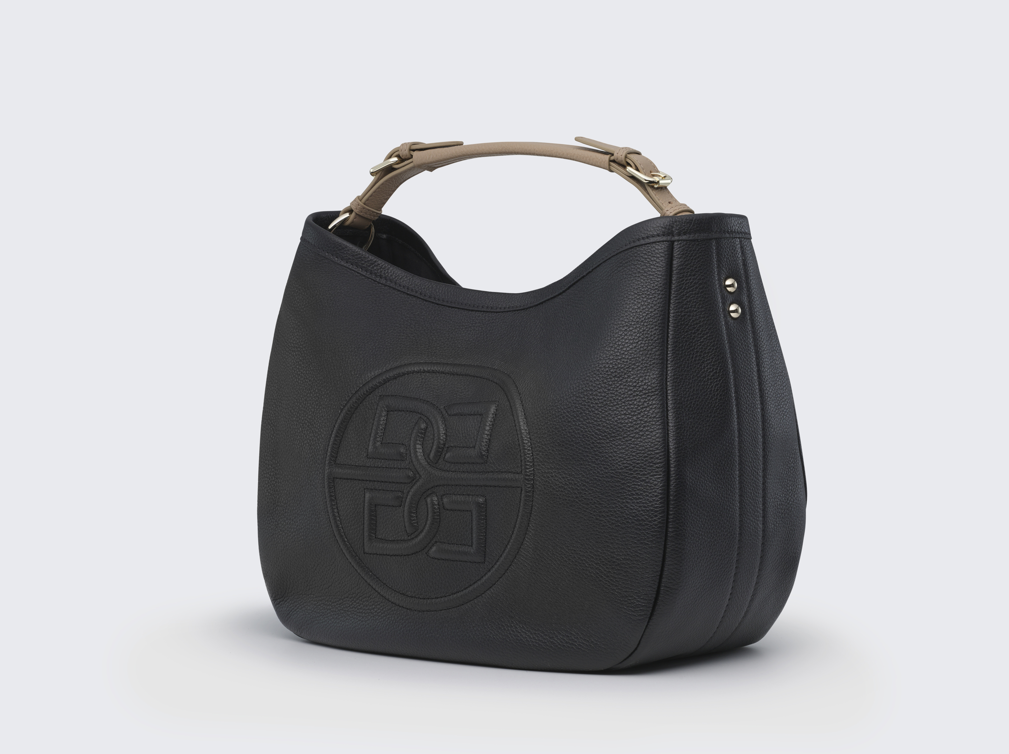 The Bolvaint René Noir Motif Bag