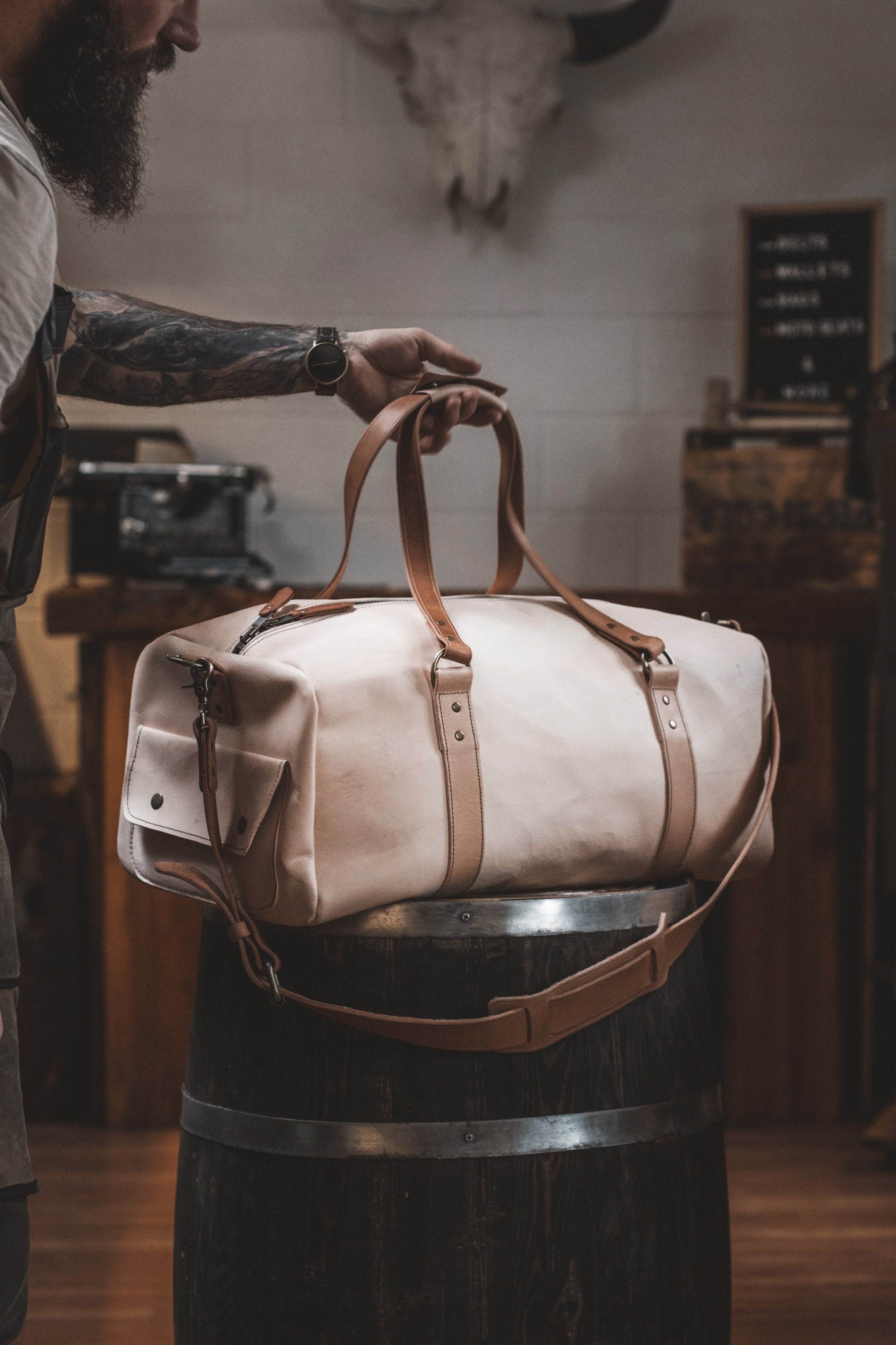 Weekend Warrior Duffle Bag