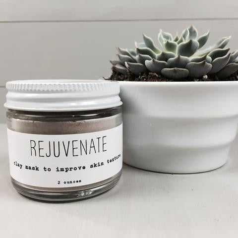 Rejuvenate Clay Mask