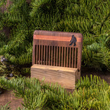 Wooden Beard Comb - The Wood Yeti - Cascadian Dry Goods