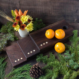Walnut Cheese Board - Deoria Made - Cascadian Dry Goods