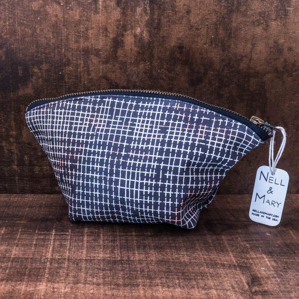 Cosmetic Pouch - Nell & Mary - Cascadian Dry Goods