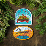Explorer Patches - Kimberlin Co. - Cascadian Dry Goods