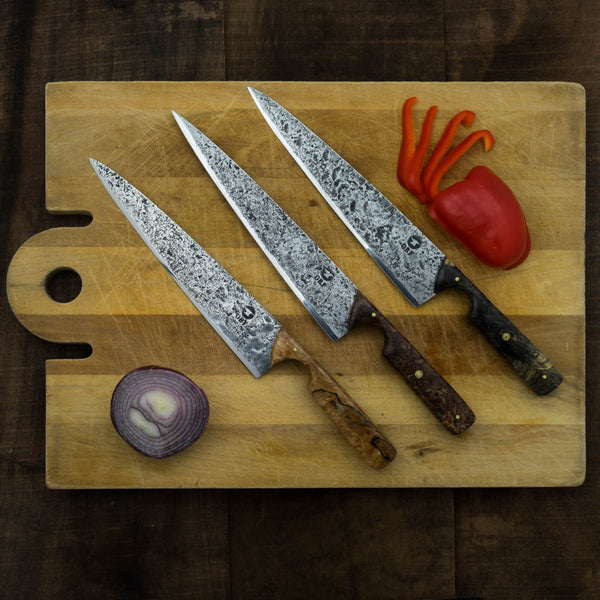 French Carving Knife - Oaks Bottom Forge - Cascadian Dry Goods