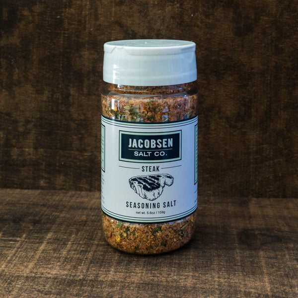 Classic Steak Seasoning - Jacobsen Salt - Cascadian Dry Goods