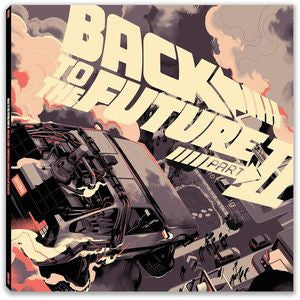 <b>Alan Silvestri </b><br><i>Back To The Future II - Original Motion Picture Soundtrack</i>