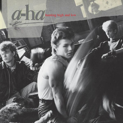<b>A-ha </b><br><i>Hunting High And Low [Clear Vinyl][Back To The 80's Exclusive] </i><br>Release Date : 07/03/2018