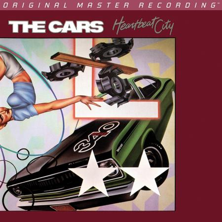 <b>The Cars </b><br><i>Heartbeat City [SACD]</i>