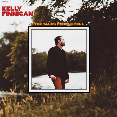 <b>Kelly Finnigan </b><br><i>The Tales People Tell [Black Vinyl]</i>