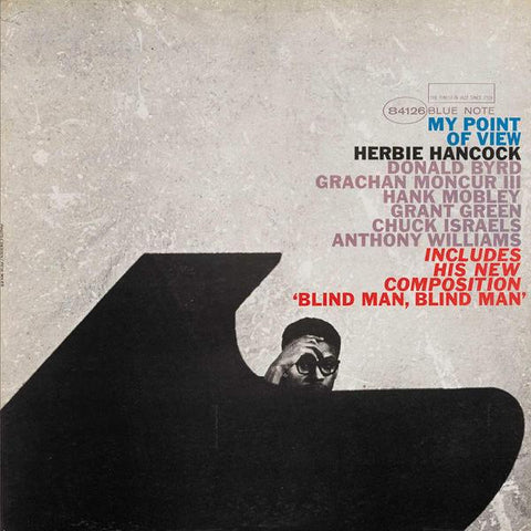 <b>Herbie Hancock </b><br><i>My Point Of View [Blue Note Tone Poet Series]</i>