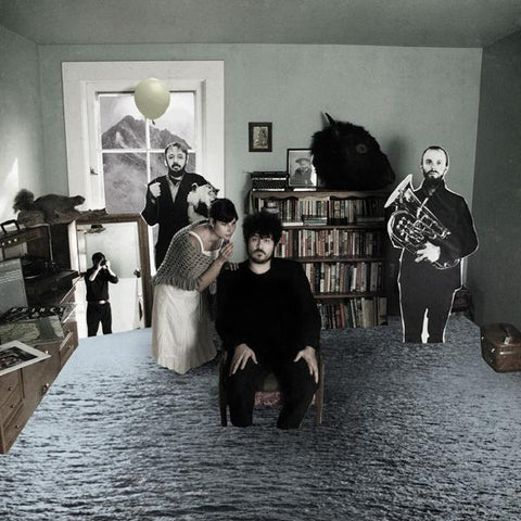 <b>Richard Swift </b><br><i>The Atlantic Ocean</i>