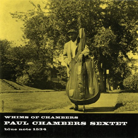 <b>Paul Chambers Sextet </b><br><i>Whims Of Chambers [2LP, 45 RPM]</i>