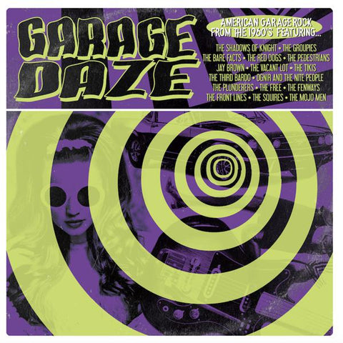 <b>Various </b><br><i>Garage Daze: American Garage Rock From The 1960's</i>