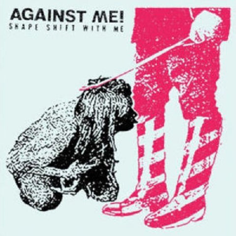 <b>Against Me! </b><br><i>Shape Shift With Me [White Vinyl]</i>
