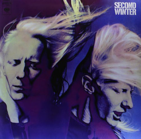 <b>Johnny Winter </b><br><i>Second Winter</i>