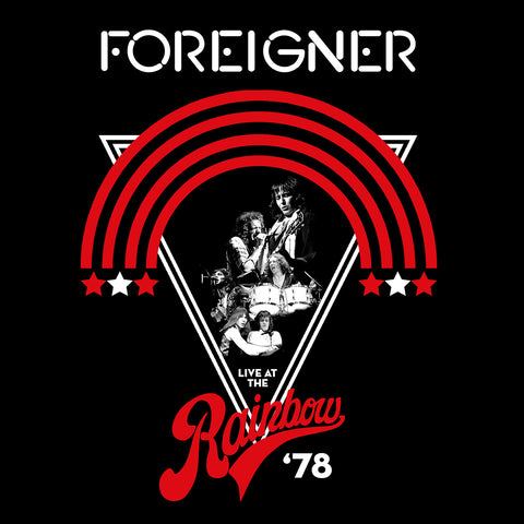 <b>Foreigner </b><br><i>Live At The Rainbow '78</i>