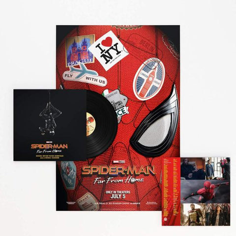 <b>Michael Giacchino </b><br><i>Spider-Man: Far From Home (Original Motion Picture Soundtrack)</i>