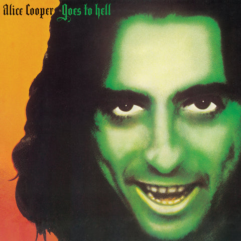 <b>Alice Cooper </b><br><i>Alice Cooper Goes To Hell [Orange LP] [Rocktober 2018 Exclusive]</i>