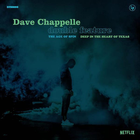 <b>Dave Chappelle - Double Feature </b><br><i>The Age of Spin/Deep In the Heart of Texas</i>