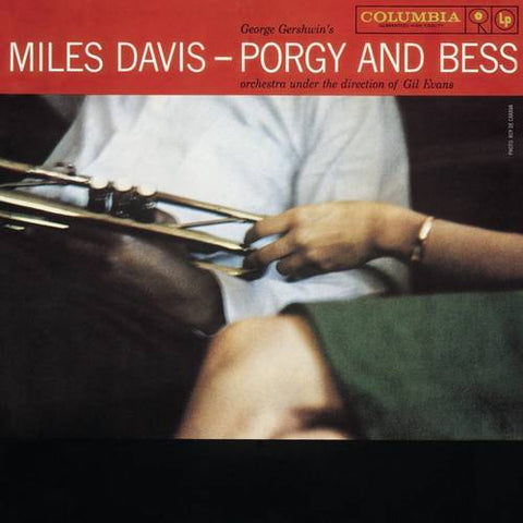<b>Miles Davis </b><br><i>Porgy And Bess [2-lp, 45 RPM]</i>