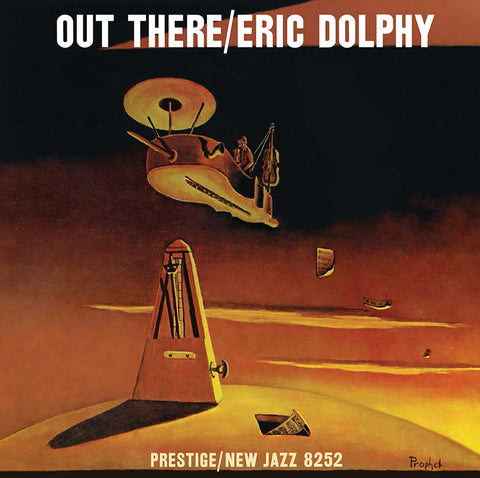 <b>Eric Dolphy </b><br><i>Out There</i>
