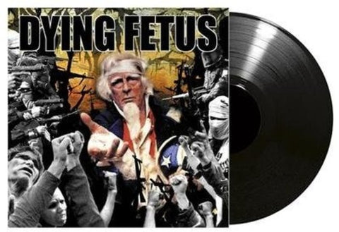 <b>Dying Fetus </b><br><i>Destroy The Opposition</i>