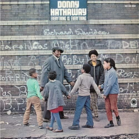 <b>Donny Hathaway </b><br><i>Everything Is Everything</i>