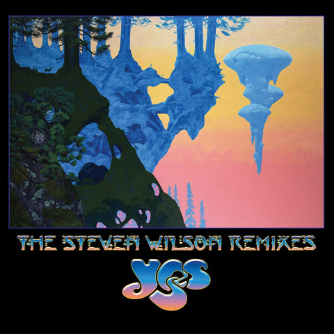 <b>Yes </b><br><i>The Steven Wilson Remixes [6LP Box Set]</i>