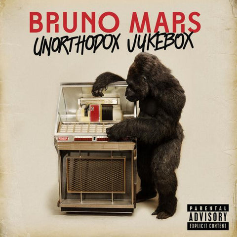 <b>Bruno Mars </b><br><i>Unorthodox Jukebox</i>