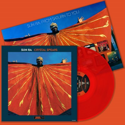 <b>Sun Ra </b><br><i>Crystal Spears</i>