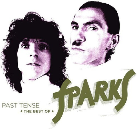 <b>Sparks </b><br><i>Past Tense (The Best Of)</i>