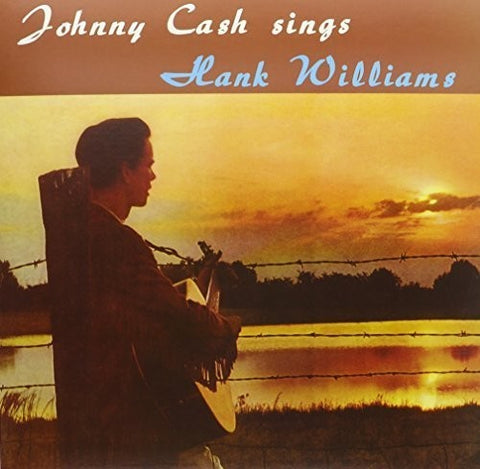 <b>Johnny Cash </b><br><i>Johnny Cash Sings Hank Williams</i>