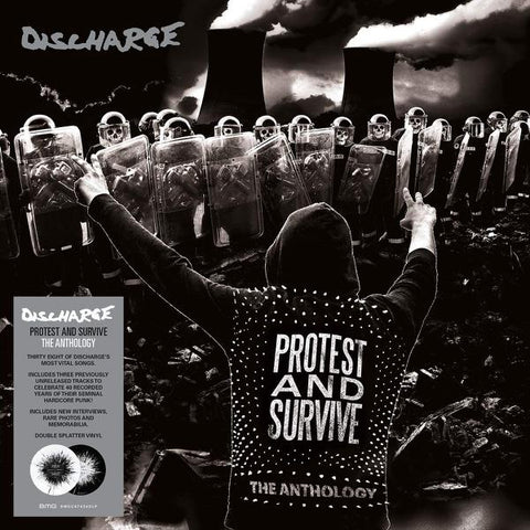 <b>Discharge </b><br><i>Protest And Survive: The Anthology [Colored Vinyl]</i>