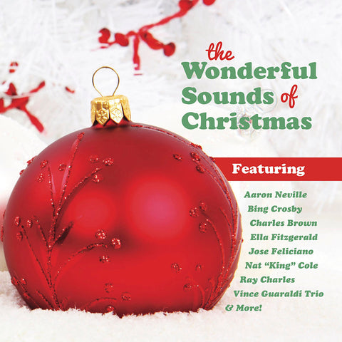 <b>Various </b><br><i>The Wonderful Sounds Of Christmas</i>