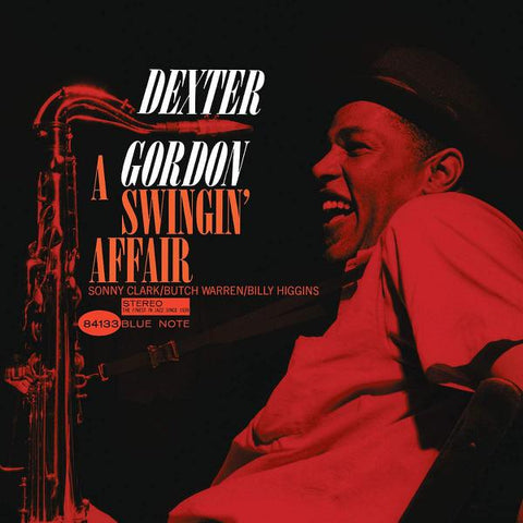 <b>Dexter Gordon </b><br><i>A Swingin' Affair [Blue Note 80th Anniversary Series]</i>
