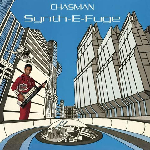 <b>Chasman </b><br><i>Synth-E-Fuge</i>