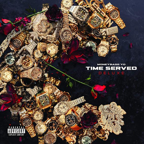 <b>Moneybagg Yo </b><br><i>Time Served [Deluxe Edition]</i>