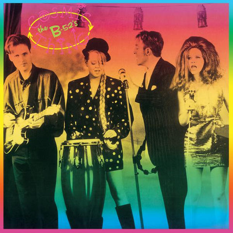 <b>The B-52's </b><br><i>Cosmic Thing [Rainbow Vinyl]</i>