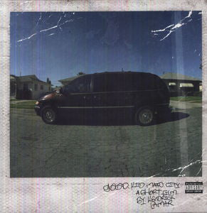 <b>Kendrick Lamar </b><br><i>Good Kid, m.A.A.d City</i>