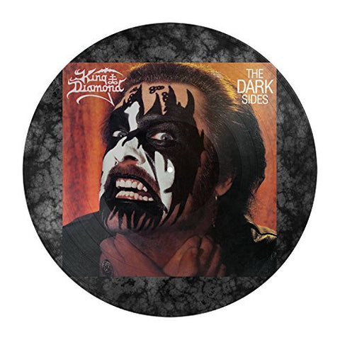 <b>King Diamond </b><br><i>The Dark Sides [Picture Disc]</i>