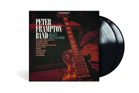 <b>Peter Frampton Band </b><br><i>All Blues</i>