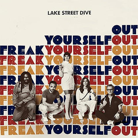 "<b>Lake Street Dive </b><br><i>Freak Yourself Out [10""]</i>"