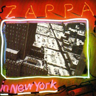 <b>Frank Zappa </b><br><i>Zappa In New York (40th Anniversary Edition)</i>