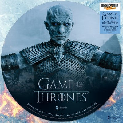 <b>Ramin Djawadi </b><br><i>Game Of Thrones [Picture Disc]</i>