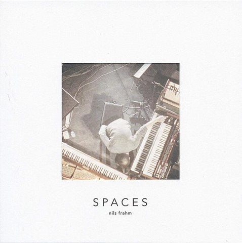<b>Nils Frahm </b><br><i>Spaces</i>