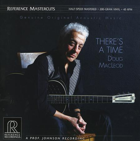 <b>Doug MacLeod </b><br><i>There's A Time [2LP, 45 RPM]</i>