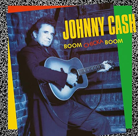 <b>Johnny Cash </b><br><i>Boom Chicka Boom</i>