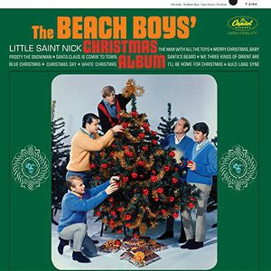 <b>The Beach Boys </b><br><i>The Beach Boys' Christmas Album</i>