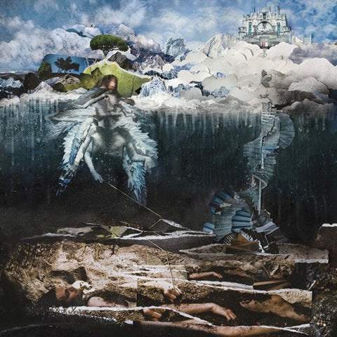 <b>John Frusciante </b><br><i>The Empyrean</i>