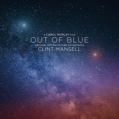 <b>Clint Mansell </b><br><i>Out Of Blue (Original Motion Picture Soundtrack)</i>